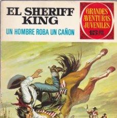 Tebeos: COMIC COLECCION EL SHERIFF KING Nº 34. Lote 166887940