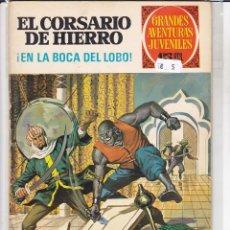 Tebeos: COMIC COLECCION CORSARIO DE HIERRO. Lote 166912440