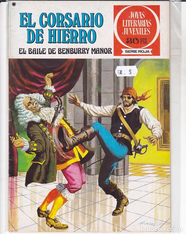 COMIC COLECCION CORSARIO DE HIERRO (Tebeos y Comics - Bruguera - Corsario de Hierro)