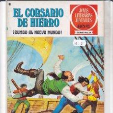 Tebeos: COMIC COLECCION CORSARIO DE HIERRO. Lote 166912796