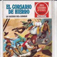 Tebeos: COMIC COLECCION CORSARIO DE HIERRO. Lote 166912960