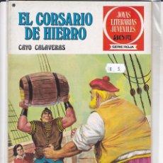 Tebeos: COMIC COLECCION CORSARIO DE HIERRO. Lote 166912996