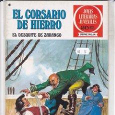 Tebeos: COMIC COLECCION CORSARIO DE HIERRO. Lote 166913148