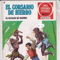 Tebeos: COMIC COLECCION CORSARIO DE HIERRO. Lote 166913180