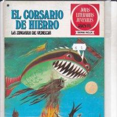 Tebeos: COMIC COLECCION CORSARIO DE HIERRO. Lote 166913260