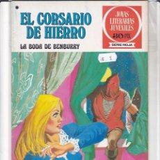 Tebeos: COMIC COLECCION CORSARIO DE HIERRO. Lote 166913340