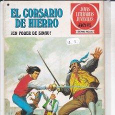 Tebeos: COMIC COLECCION CORSARIO DE HIERRO. Lote 166913364