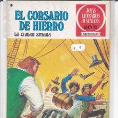 Tebeos: COMIC COLECCION CORSARIO DE HIERRO. Lote 166913428