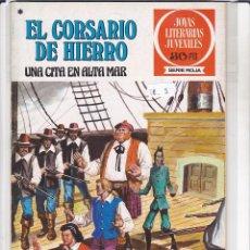 Tebeos: COMIC COLECCION CORSARIO DE HIERRO. Lote 166913480