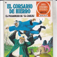 Tebeos: COMIC COLECCION CORSARIO DE HIERRO. Lote 166913512