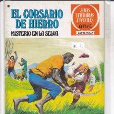 Tebeos: COMIC COLECCION CORSARIO DE HIERRO. Lote 166913548
