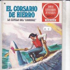 Tebeos: COMIC COLECCION CORSARIO DE HIERRO. Lote 166913628