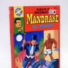 Tebeos: SERIE CLÁSICOS POCKET DE ASES 38. MANDRAKE EL MAGO (LEE FLAK) BRUGUERA, 1983. OFRT. Lote 166969932