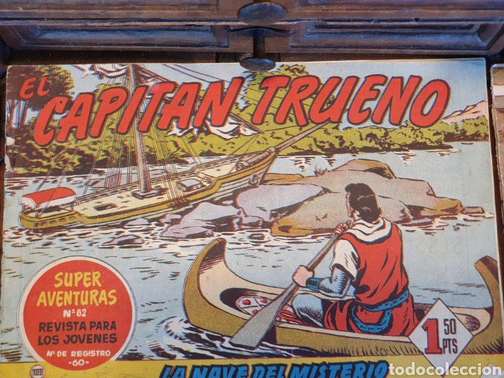 Tebeos: 13 cómics capitán trueno - Foto 3 - 167071804