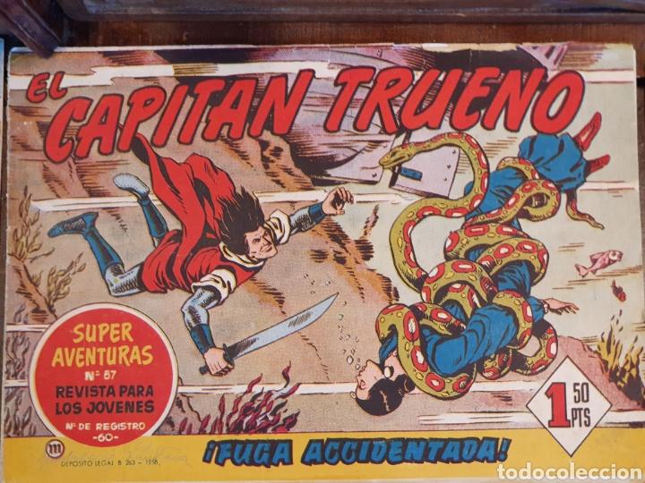 Tebeos: 13 cómics capitán trueno - Foto 4 - 167071804