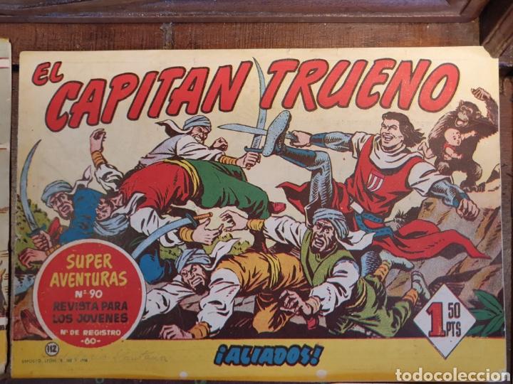 Tebeos: 13 cómics capitán trueno - Foto 6 - 167071804