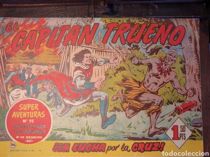 Tebeos: 13 cómics capitán trueno - Foto 7 - 167071804