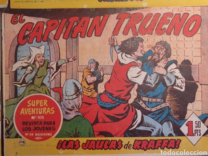 Tebeos: 13 cómics capitán trueno - Foto 10 - 167071804