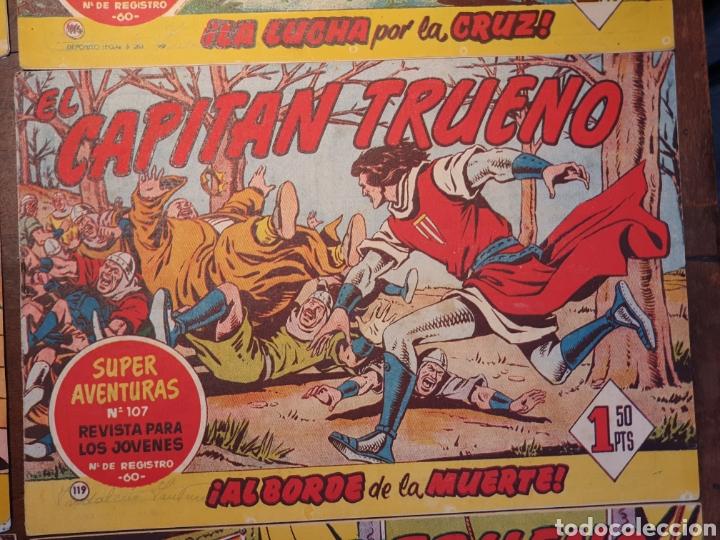 Tebeos: 13 cómics capitán trueno - Foto 11 - 167071804