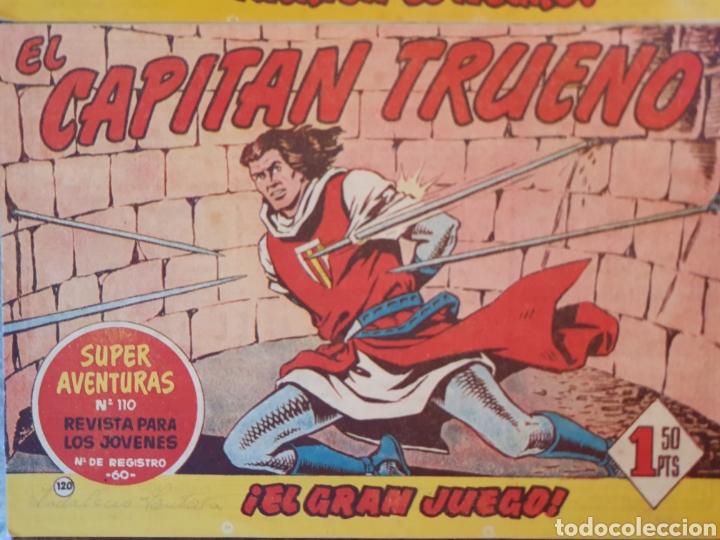 Tebeos: 13 cómics capitán trueno - Foto 12 - 167071804