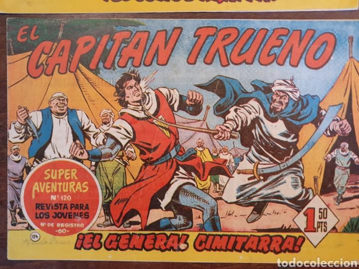Tebeos: 13 cómics capitán trueno - Foto 13 - 167071804