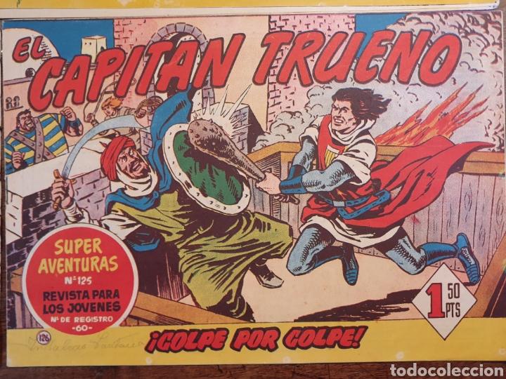 Tebeos: 13 cómics capitán trueno - Foto 14 - 167071804