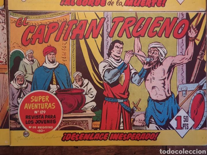Tebeos: 13 cómics capitán trueno - Foto 15 - 167071804