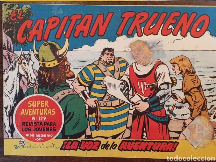Tebeos: 13 cómics capitán trueno - Foto 16 - 167071804