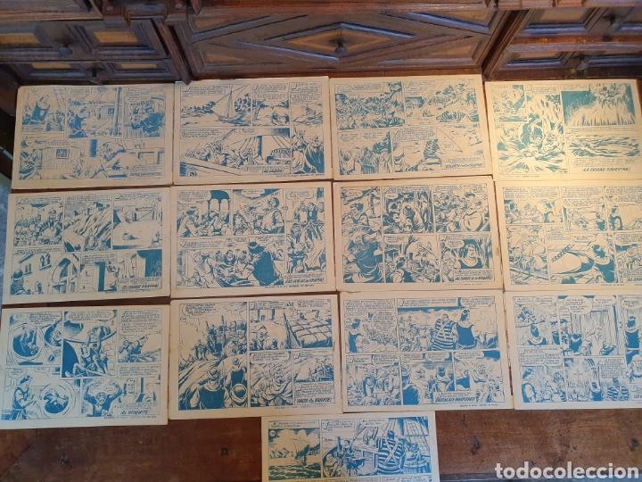 Tebeos: 13 cómics capitán trueno - Foto 17 - 167071804