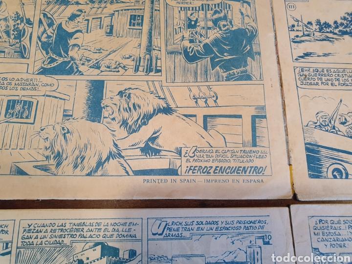 Tebeos: 13 cómics capitán trueno - Foto 18 - 167071804