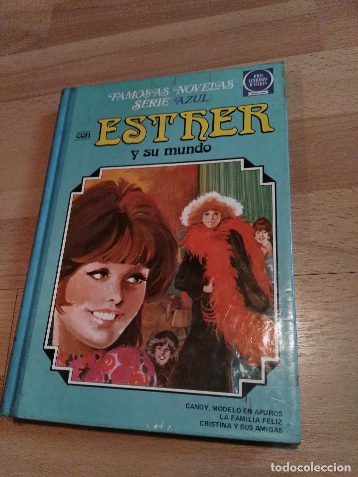 ESTHER TOMO 1 (Tebeos y Comics - Bruguera - Esther)