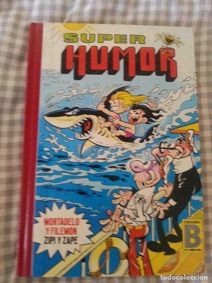 SUPER HUMOR 13 (Tebeos y Comics - Bruguera - Super Humor)