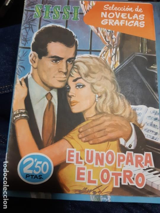TEBEOS-COMICS CANDY - SISSI NOVELAS GRAFICAS- Nº 100 - BERNAL,LAFFOND,PEÑARROYA,ET. - ORIGINAL *AA98 (Tebeos y Comics - Bruguera - Sissi)