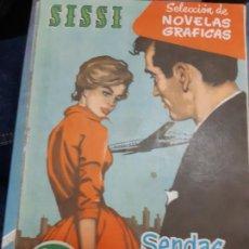 Tebeos: TEBEOS-COMICS CANDY - SISSI NOVELAS GRAFICAS- Nº 95 - REDONDO, BADIA, SANCHIS, ETC. - ORIGINAL *AA98. Lote 167583248