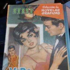 BDs: TEBEOS-COMICS CANDY - SISSI NOVELAS GRAFICAS- Nº 89 -GRAU, CARRILLO, BLASCO, ETC. - ORIGINAL *AA98. Lote 167584812