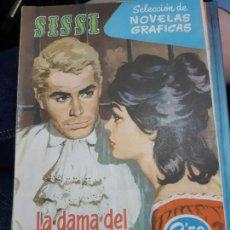 Tebeos: TEBEOS-COMICS CANDY - SISSI NOVELAS GRAFICAS- Nº 85 - CORTIELLA, BOSCH, ETC. - ORIGINAL *AA98. Lote 167585392