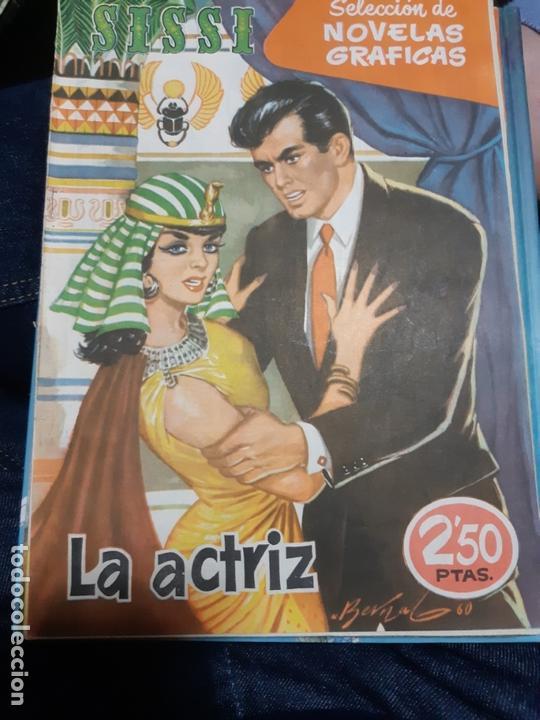 TEBEOS-COMICS CANDY - SISSI NOVELAS GRAFICAS- Nº 84 - SANTAMARIA, PUERTAS, ETC. - ORIGINAL *AA98 (Tebeos y Comics - Bruguera - Sissi)