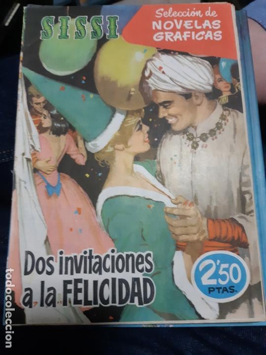 TEBEOS-COMICS CANDY - SISSI NOVELAS GRAFICAS- Nº 83 - BADIA, BOSCH, JUEZ, ETC. - ORIGINAL *AA98 (Tebeos y Comics - Bruguera - Sissi)