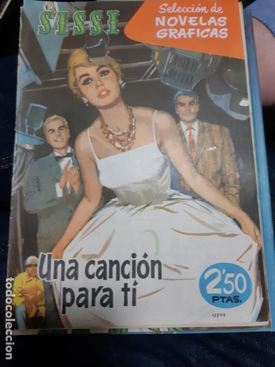 TEBEOS-COMICS CANDY - SISSI NOVELAS GRAFICAS- Nº 81 - CARMINA, BOSCH, SANCHIS, ETC. - ORIGINAL *AA98 (Tebeos y Comics - Bruguera - Sissi)
