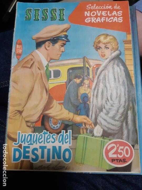 TEBEOS-COMICS CANDY - SISSI NOVELAS GRAFICAS- Nº 80 - CARMINA, CASAMITJANA, ETC. - ORIGINAL *AA98 (Tebeos y Comics - Bruguera - Sissi)