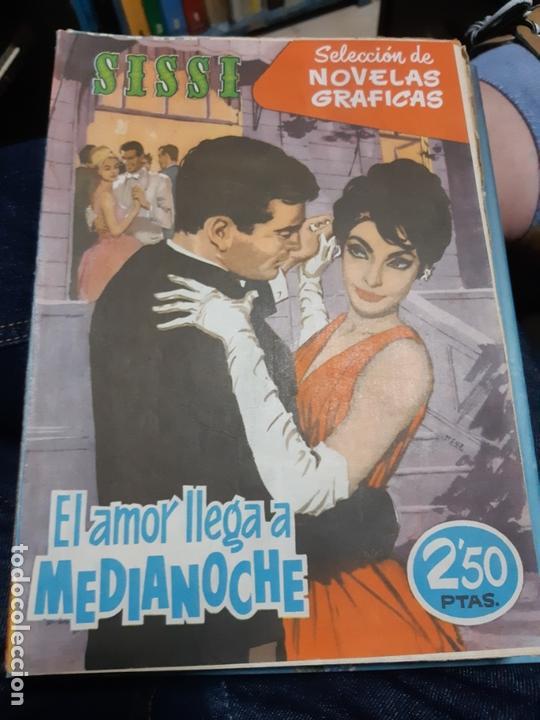 TEBEOS-COMICS CANDY - SISSI NOVELAS GRAFICAS- Nº 77 - TRINI TINTURE,LUIS RAMOS ETC. - ORIGINAL *AA98 (Tebeos y Comics - Bruguera - Sissi)