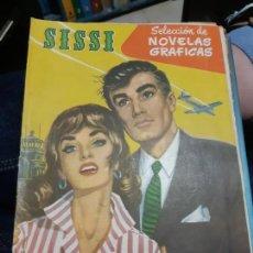 Tebeos: TEBEOS-COMICS CANDY - SISSI NOVELAS GRAFICAS- Nº 76 - BOSCH, REGUANT, ETC. - ORIGINAL *AA98. Lote 167587744