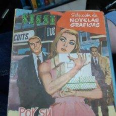 Tebeos: TEBEOS-COMICS CANDY - SISSI NOVELAS GRAFICAS- Nº 75 - CARRILLO, ARIZA, ETC. - ORIGINAL *AA98. Lote 167587792
