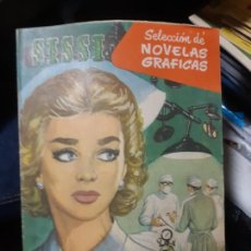 Tebeos: TEBEOS-COMICS CANDY - SISSI 74 NOVELAS GRAFICAS - CORREA, SOLE, ETC. - ORIGINAL *AA98. Lote 167587884