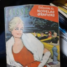 Tebeos: TEBEOS-COMICS CANDY - SISSI 73 NOVELAS GRAFICAS - GARCIA, ROCA, ETC. - ORIGINAL *AA98. Lote 167587984