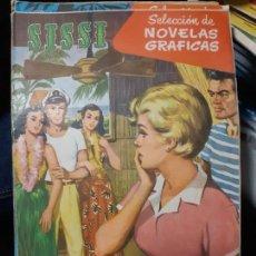 Tebeos: TEBEOS-COMICS CANDY - SISSI NOVELAS GRAFICAS- Nº 67 - GCIA TORRES, AGUILAR, ETC. - ORIGINAL *AA98. Lote 167588500