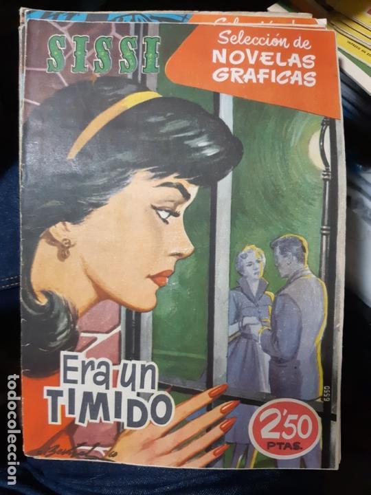 TEBEOS-COMICS CANDY - SISSI NOVELAS GRAFICAS- Nº 56 - CARRILLO, RAMOS, ETC. - ORIGINAL *AA98 (Tebeos y Comics - Bruguera - Sissi)