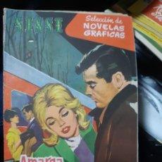 Tebeos: TEBEOS-COMICS CANDY - SISSI NOVELAS GRAFICAS- Nº 55 - TOMAS MARCO, RAMOS, ETC. - ORIGINAL *AA98. Lote 167588744