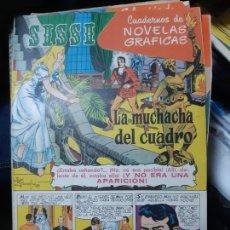Tebeos: TEBEOS-COMICS CANDY - SISSI NOVELAS GRAFICAS- Nº 46 - JOSE GLEZ, BUYLLA, ETC. - ORIGINAL *AA98. Lote 167588952