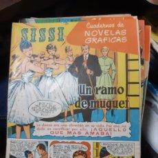 Tebeos: TEBEOS-COMICS CANDY - SISSI NOVELAS GRAFICAS- Nº 44 - CASAMITJANA, JUEZ, ETC. - ORIGINAL *AA98. Lote 167589064